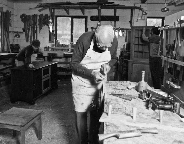 Peter Hall & Son Fine Furniture Workshop