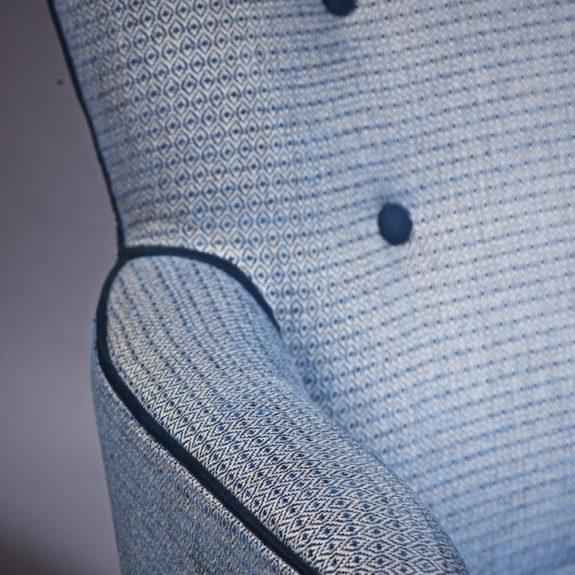 Upholstery custom fitting
